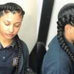 The Struggle Of 2 Feed In Braids (Tutorial And Beginner Friendly) [Video]