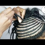 Learn How To Cornrow For Beginners! [Video]
