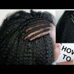 How To Create Natural Looking Crochet Part – Invisible Part [Video]
