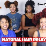 Natural Hair Relay With My Friends – It Gets Intense [Video]