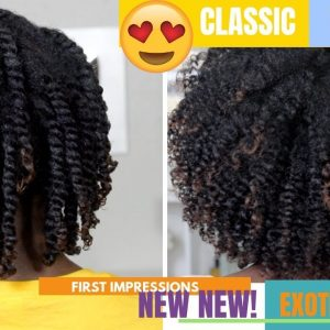 Twist Out On Wet Hair [Video]