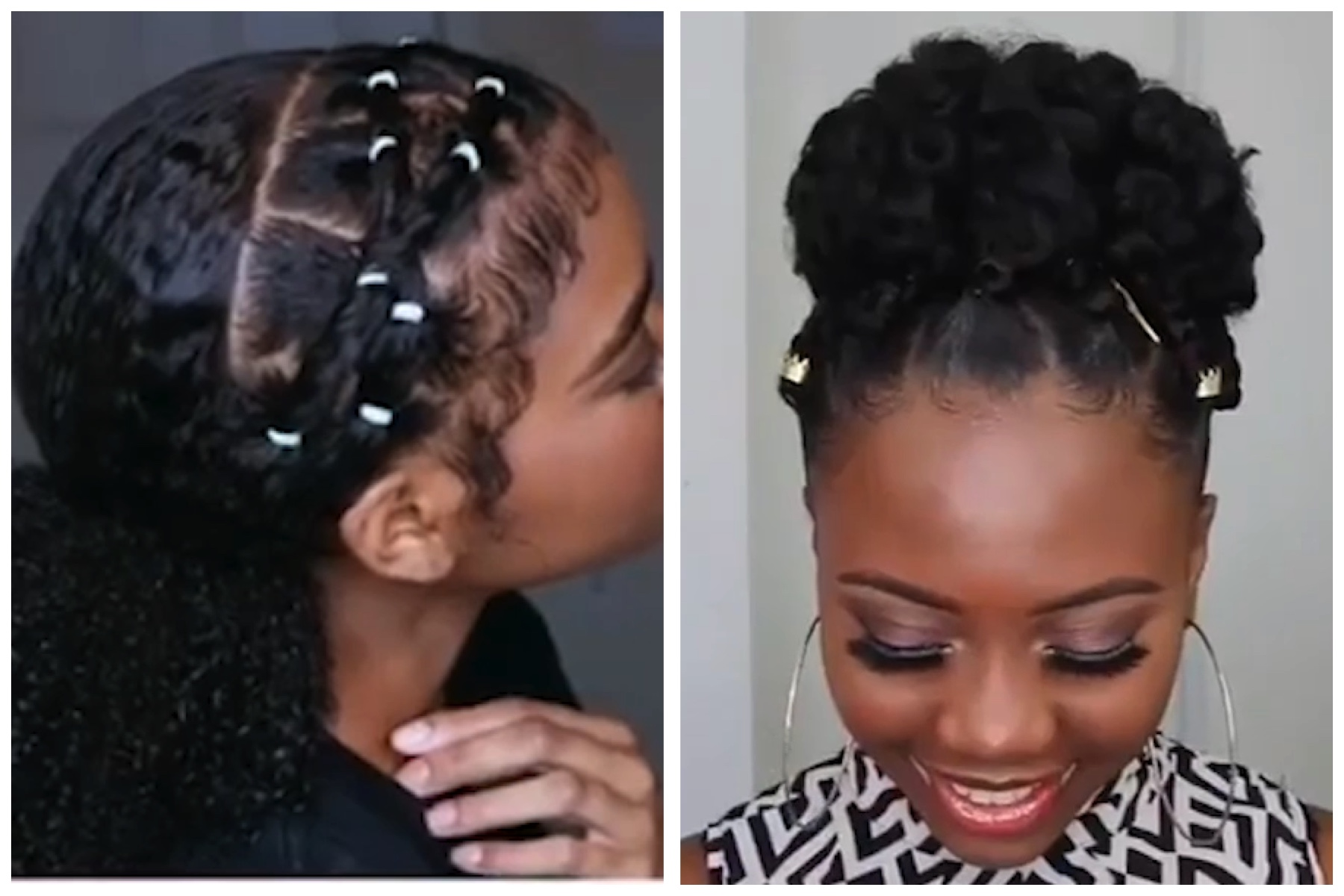 Crochet Updo, Ponytails With Extensions, Puff And Other