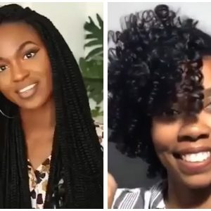 Crochet Braids, Rod Set, Twist Out And Other Fab Hairstyles For Black Women