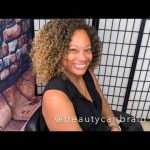 Make The Front Of Crochet Braids Look As Natural As Possible [Video]