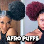 Recreating Ciara's Met Gala Afro Puffs [Video]