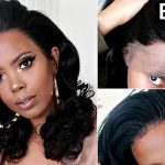 How To Make Hairline Look Natural No Baby Hair – Very Detailed Lace Wig Install [Video]
