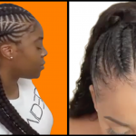 Passion Twists, Fishbone Braids, Crown Braid On A TWA And Other Beautiful Styles For Black Women