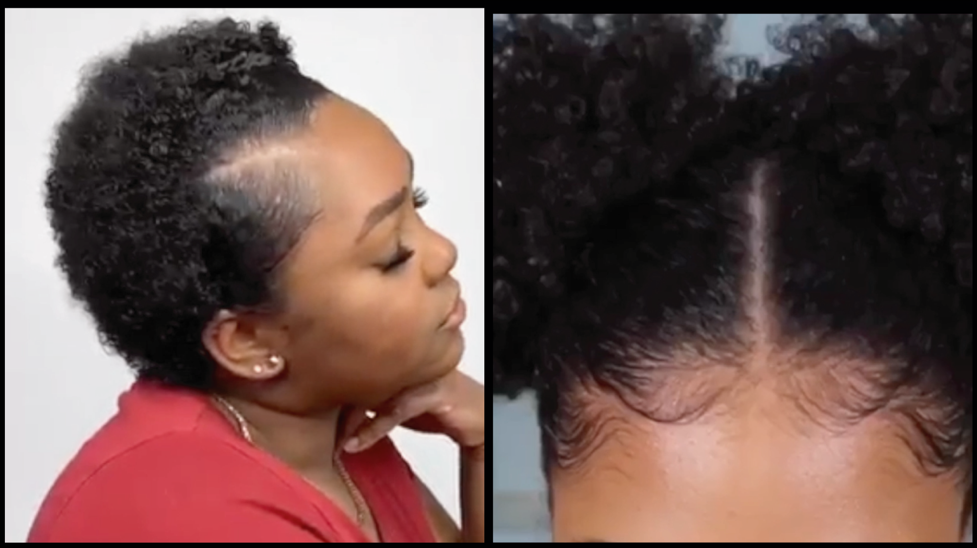 Try These Hairstyles If You Have Short To Medium Length Natural Hair Black Hair Information
