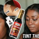 Client Series: Tint & Melt Lace Front Wig Tutorial For Dark Skin Girls [Video]