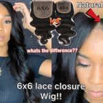 How To Melt 6X6 Lace Closure For Beginners – Bald Cap Method
