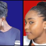Mega Bun & Twisted Bun With Extensions Plus Other Easy Hairstyles For Natural Hair