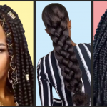 6 Super Creative Protective Hairstyles Featuring Braids