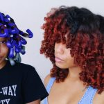 One Product Flexi Rod Set On Stretched Natural Hair - Yooo... These Results Are Bomb!! [Video]