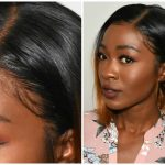 No Got2B Glued Fake Scalp Method - Glueless Lace Front My First Wig [Video]
