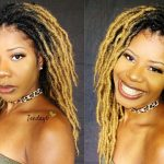 Realistic Faux Loc Crochet Braids – Rubber Band Method