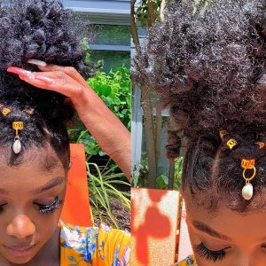 Super Big & Easy Pineapple Bun W/ Braidless Crochet Method [Video]