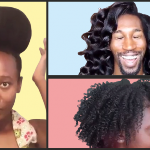14 Easy Styles For Super Thick Natural Hair