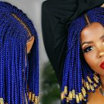 #Iconic Super Affordable Braided Wig - Fastest Braided Wig Install For Beginners