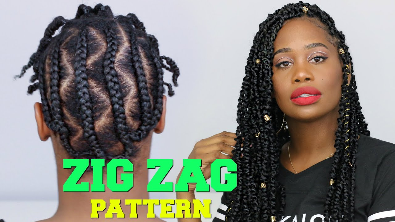 The Best Braid Pattern For Crochet Passion Twists Black