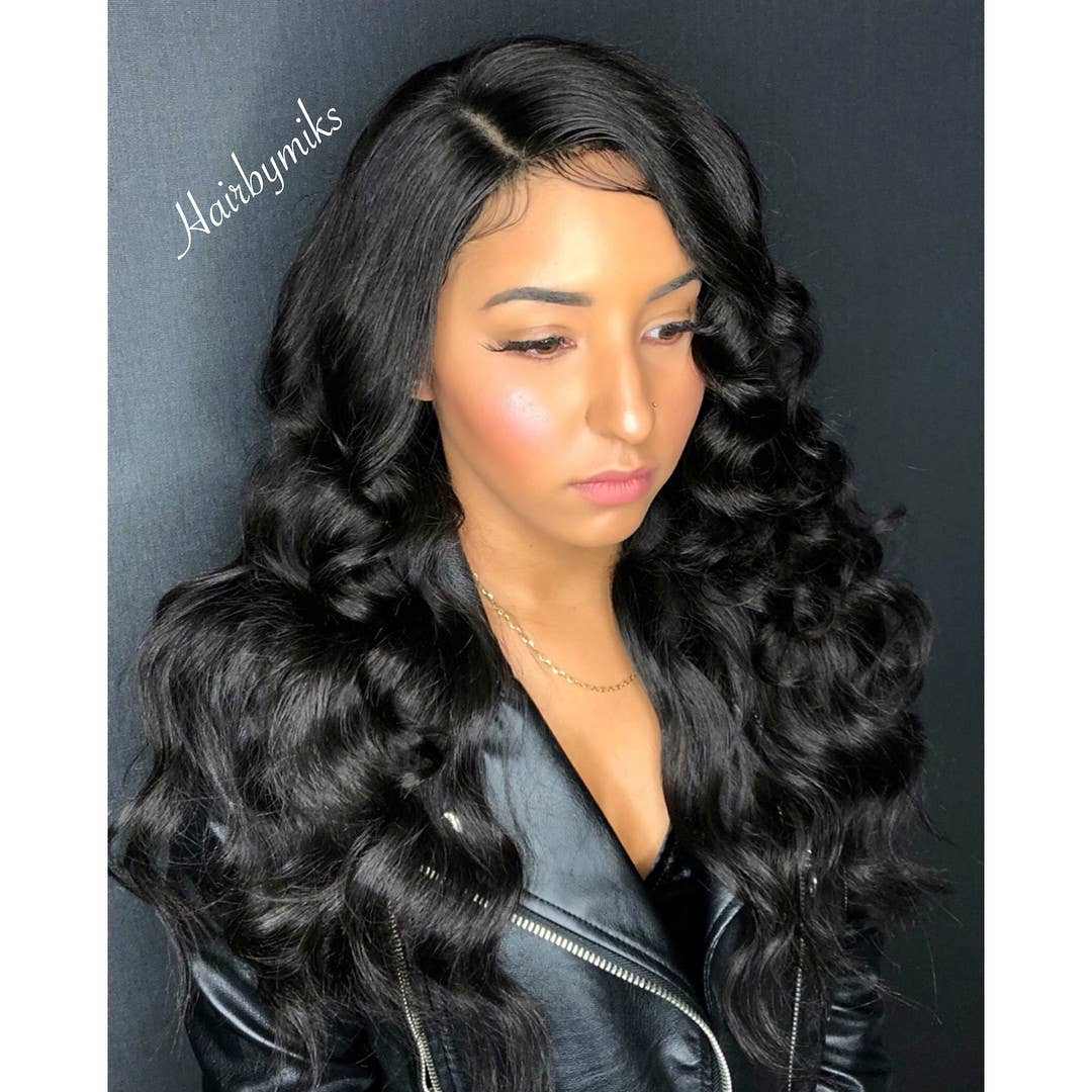 @beautybymiks loose wave 20 22 22 14 lace closure