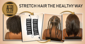 New Product Alert - Hair Stretching Tool Perfect For A No Heat Stretch