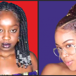 Long Hipster Twists, Braided Man Bun, Clip Ins & Other Lovely Hairstyles