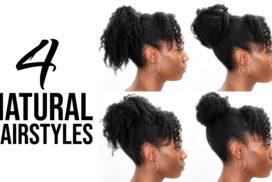 $ Natural Hairstyles